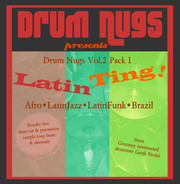 Drum Nugs Vol.2 LatinTing!