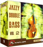 Future Loops Jazzy Double Bass Vol 2