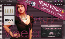 Image-Line Veela Night Vision remix contest