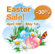 Little Endian Easter Sale