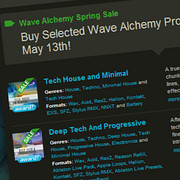 Loopmasters Wave Alchemy Spring Sale