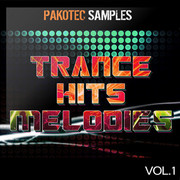 Pakotec Samples Trance Hits Melodies Vol 1