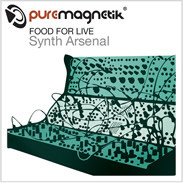 Puremagnetik Food For Live - Synth Arsenal
