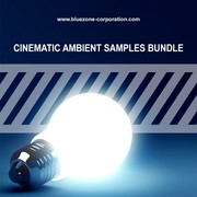 Bluezone Cinematic Ambient Samples Bundle
