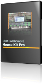 DNR Collaborative House Kit Pro for Sylenth1