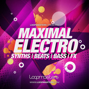 Loopmasters Maximal Electro