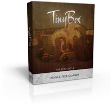 Orange Tree Samples TinyBox