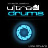 PatchBanks Ultra Drums - Kick Drums