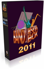 PG Music Band-in-a-Box 2011 for Mac