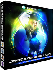 Producer Loops Commercial RnB: Trance & Dance Vol 3