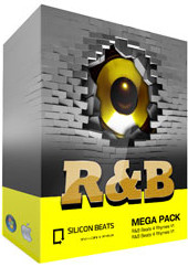 Silicon Beats RnB Drum Loops
