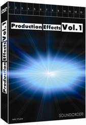 Soundorder Production Effects Vol. 1