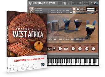 Native Instruments Discovery Series: West Africa