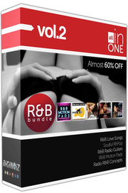 Diginoiz All In One 2 - R&B Bundle
