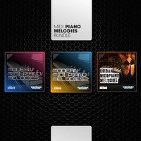 Equinox Sounds MIDI Piano Melodies Bundle
