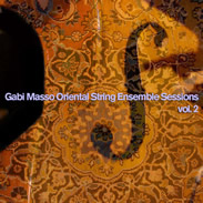 Gabi Masso Ortiental String Ensemble Sessions Vol 2