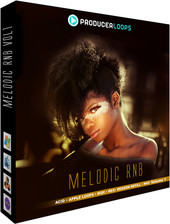 Producer Loops Melodic RnB Vol 1
