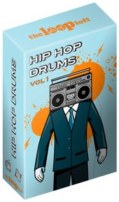 The Loop Loft Hip Hop Drums Vol 1