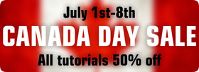 ASK Video Canada Day Sale