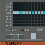 Cinematique Instruments Cement