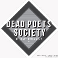 Crate Diggers Dead Poets Society - Literary Works Vol 1