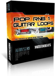 ModernBeats Pop RnB Guitar Loops Vol 1