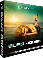 Producer Loops Euro House Vol 1