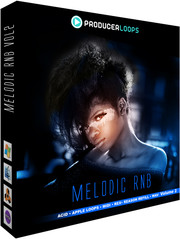 Producer Loops Melodic RnB Vol 2