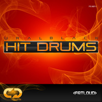 FatLoud Uralblack Hit Drums
