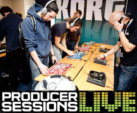 Producer Sessions Live