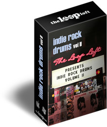 The Loop Loft Indie Rock Drums Vol. 2