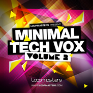 Loopmasters Minimal Tech Vox Vol.2