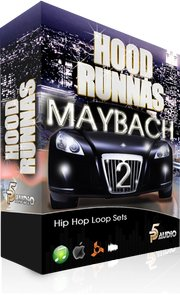 P5Audio Hood Runnas: MayBach Edition Vol 2