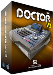 Platinum Loops Hip Hop Producer Pack 9 - The Doctor V2