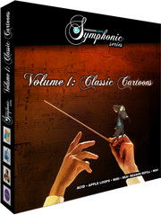 Producer Loops Symphonic Series Vol 1 Classic Cartoons
