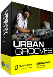 Silicon Beats Urban Grooves Mega Pack