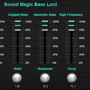 Sound Magic Bass Lord