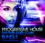 Sounds To Sample Progressive House Synths and Stabs Bundle