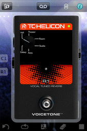 TC-Helicon VoiceJam