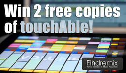 Findremix touchAble App Giveaway