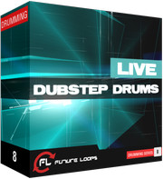 Future Loops Live Dubstep Drums