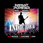 Instant Music Solutions Instant PopStar - Indie Rock