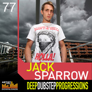 Loopmasters Jack Sparrow - Deep Dubstep Progressions