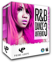 Prime Loops R&B Dance Anthems 3