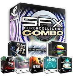 Prime Loops Sound FX SuperCollection