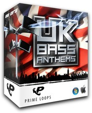 Prime Loops UK Bass Anthems