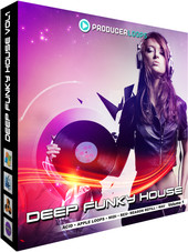 Producer Loops Deep Funky House Vol 1