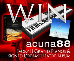 Time+Space Ultimate Virtual Piano sweepstakes