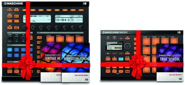 Native Instruments Maschine / Maschine Mikro expansions offer