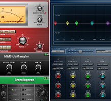 AudioTeknikk plugins